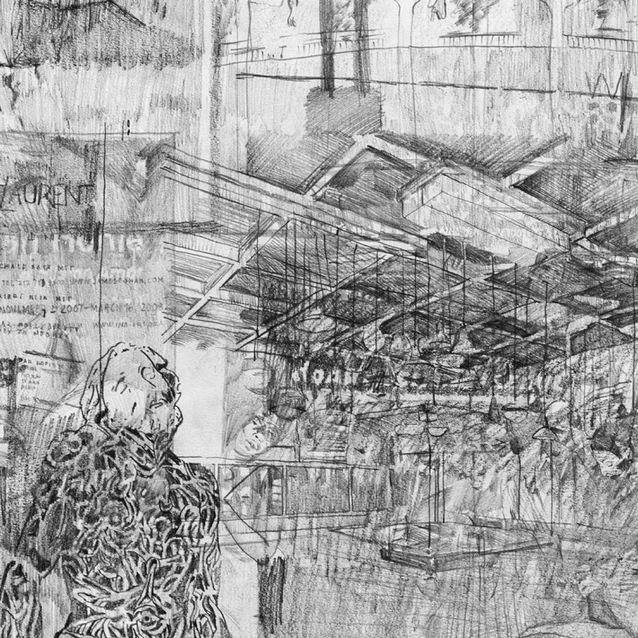 The Centre Pompidou Honours Drawing