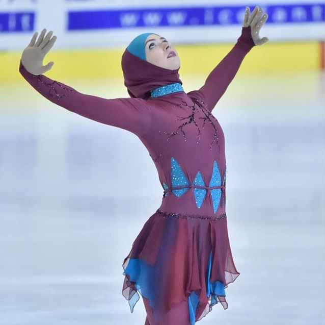 Fit While Fasting: Emirati Figure Skater Zahra Lari Shares Her Ramadan Training Routine