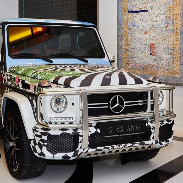 Driving Forces: The 'She's Mercedes' Suhoor