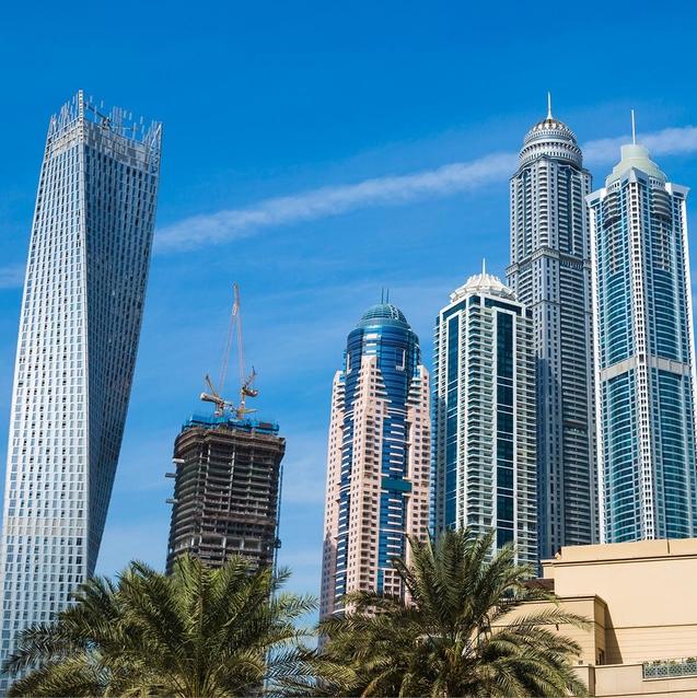 Dubai: Looking Back At the Future