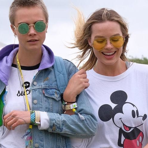 All Of The Celebrity Sightings At Glastonbury 2017