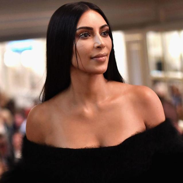 Kim Kardashian Claims Paparazzi Photoshopped Pictures To Give Her Cellulite