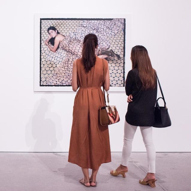 Leila Heller Gallery Dubai Hosts Private Suhoor