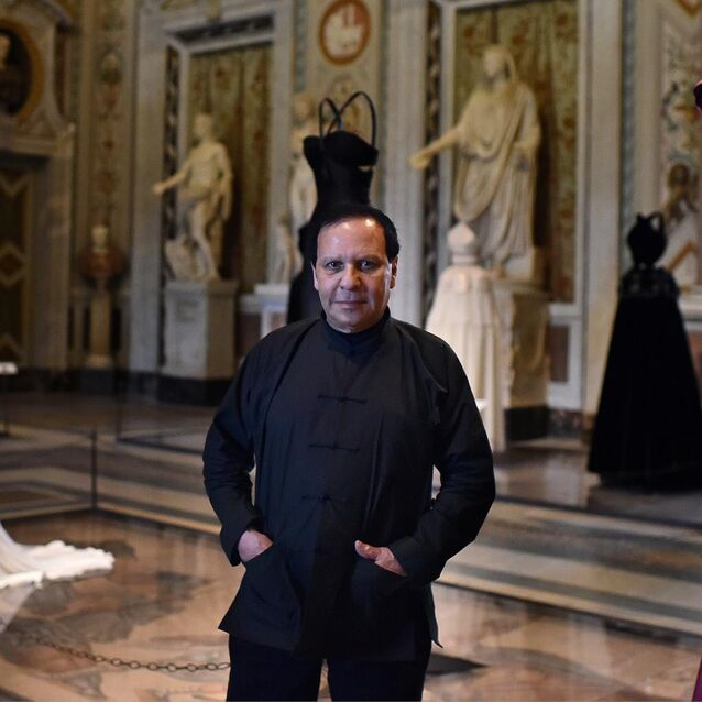 Azzedine Alaïa Returns To Couture for the First Time in Six Years