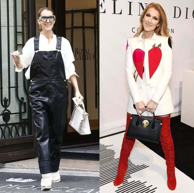 10 Reasons Why Celine Dion Is Our New Style Icon