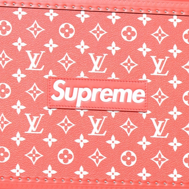 You Can Now Shop Pieces From Louis Vuitton X Supreme