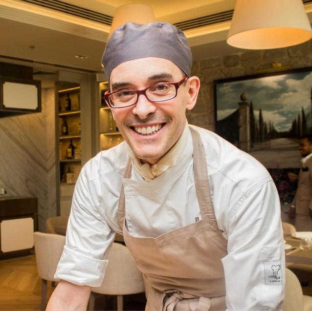 Chef Talks: Maurizio Bosetti of Il Borro Tuscan Bistro