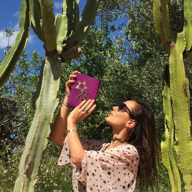 Exclusive: Amanda Navai Unveils New Collection