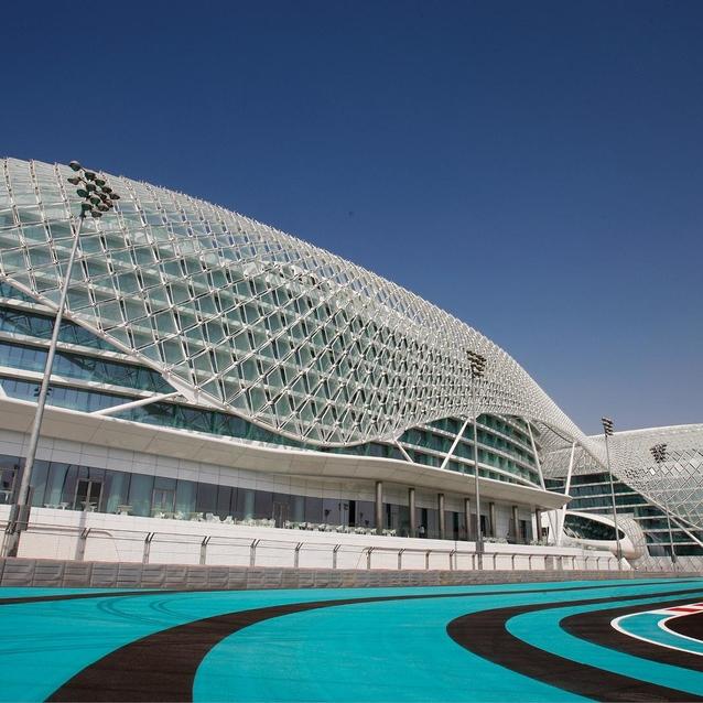Calvin Harris And Pink To Headline Abu Dhabi Grand Prix