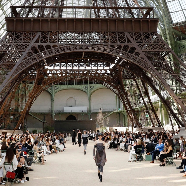 6 Things To Know From Chanel's 2017 Couture Show