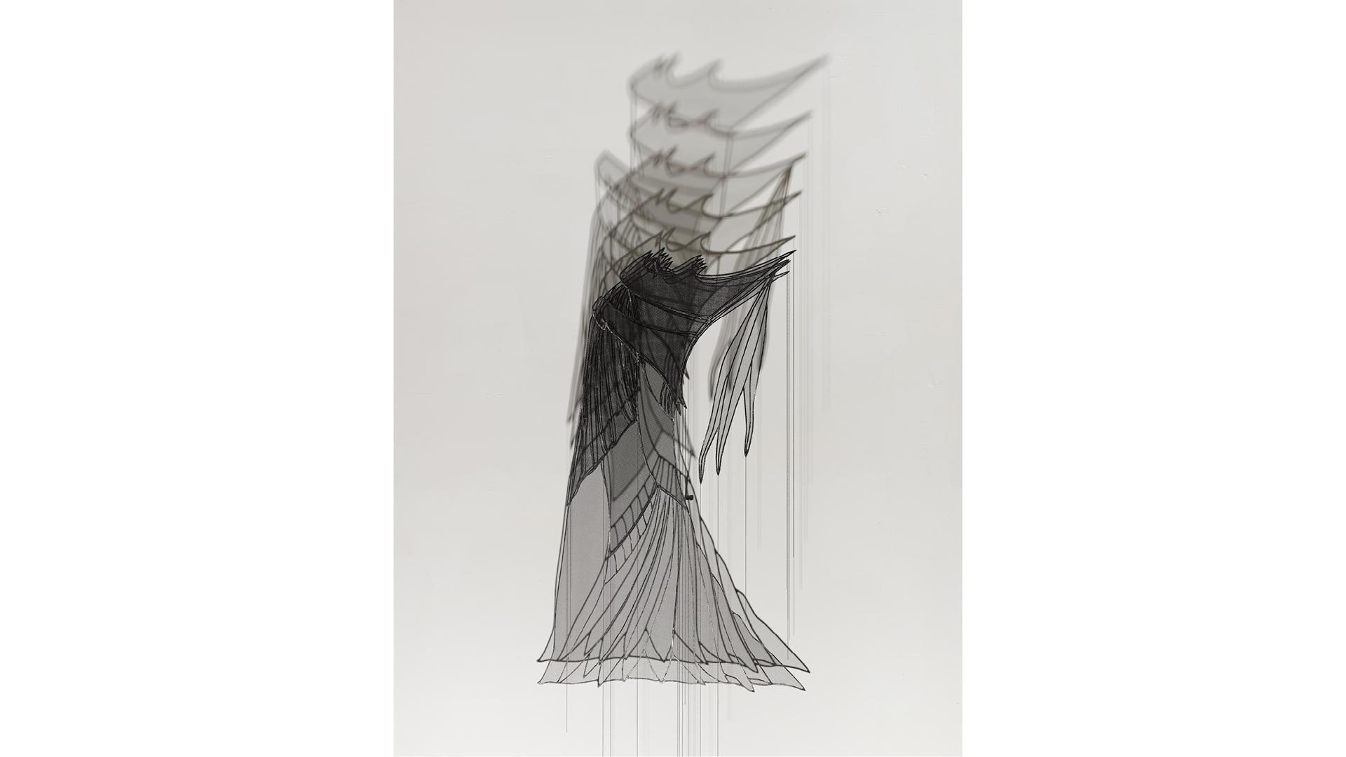 Afruz Amighi Presents No More Disguise At Leila Heller Gallery in New York