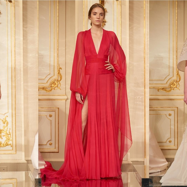 See Every Look From Rami Al Ali's Dreamy Couture Collection