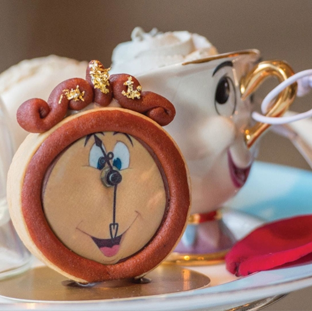 Beauty And The Beast Afternoon Tea In London Extends Bookings