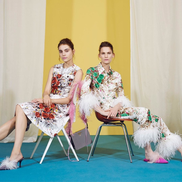 My Theresa Launches Capsule Collection With Prada