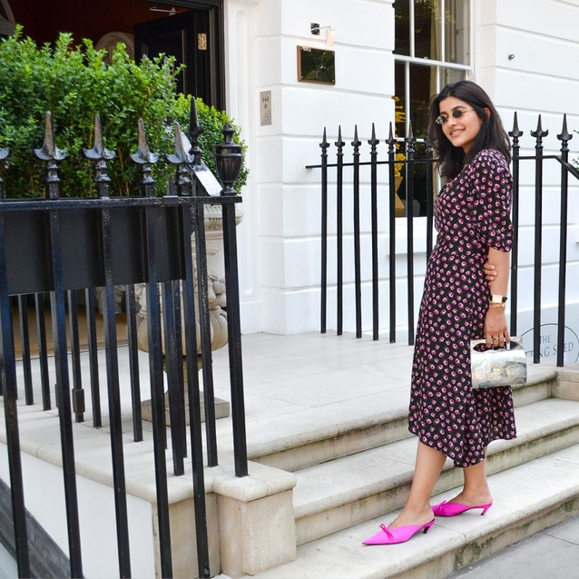 Exclusive: Anum Bashir (AKA Desert Mannequin) Shares Her London Travel Diary