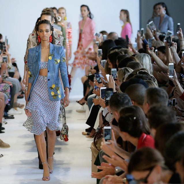 Another Design House Is Leaving New York For Paris Fashion Week
