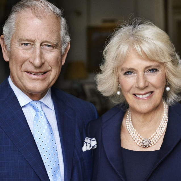 Prince Charles And Camilla's Mario Testino Portrait Is Finally Released