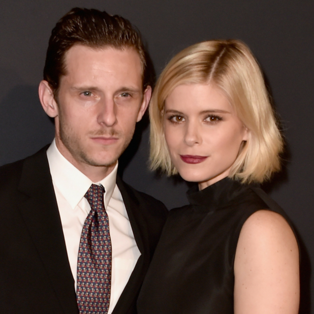 Kate Mara And Jamie Bell Secretly Tie The Knot