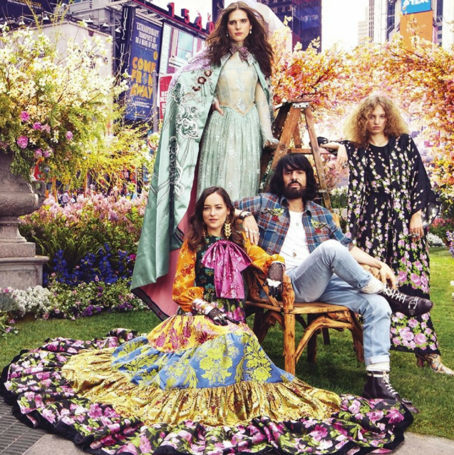 Gucci's Urban Garden: Inside The Brand's New Fragrance