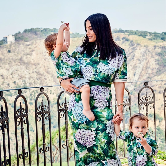 The Power Of Family: Inside The Wazens' Beirut Home