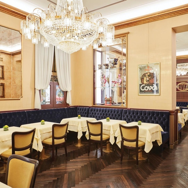 Milan's Iconic Caffè Cova Set To Open In Dubai