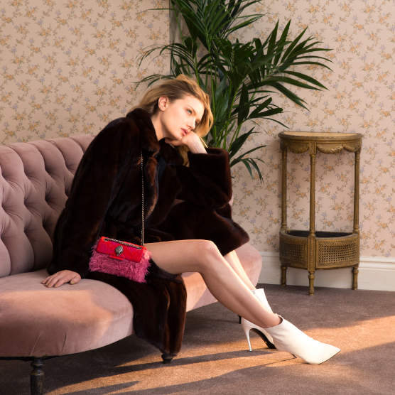 Lily Donaldson Revealed As The New Face Of Kurt Geiger