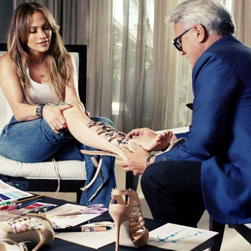 Exclusive: Jennifer Lopez Chats With Bazaar About Her Latest Collection With Giuseppe Zanotti