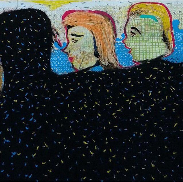 Mohsen Gallery Presents Night Hag