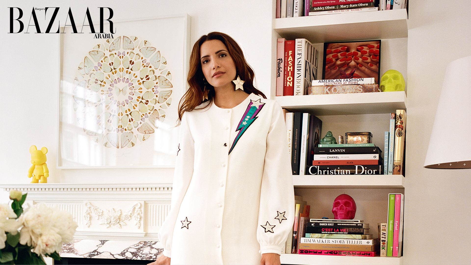 Inside Lebanese Designer Racil Chaloub's London Apartment