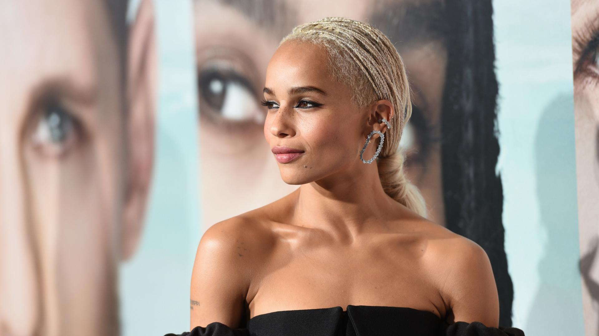 Zoë Kravitz Is Named The Global Face Of YSL Beauty