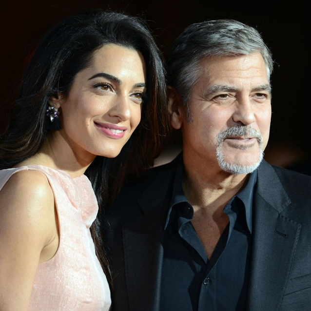 George And Amal Clooney Are Planning To Open Schools For Refugees In Lebanon