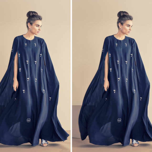 Two Kuwaiti Abaya Brands Have Partnered With Swarovski For Eid Al-Adha