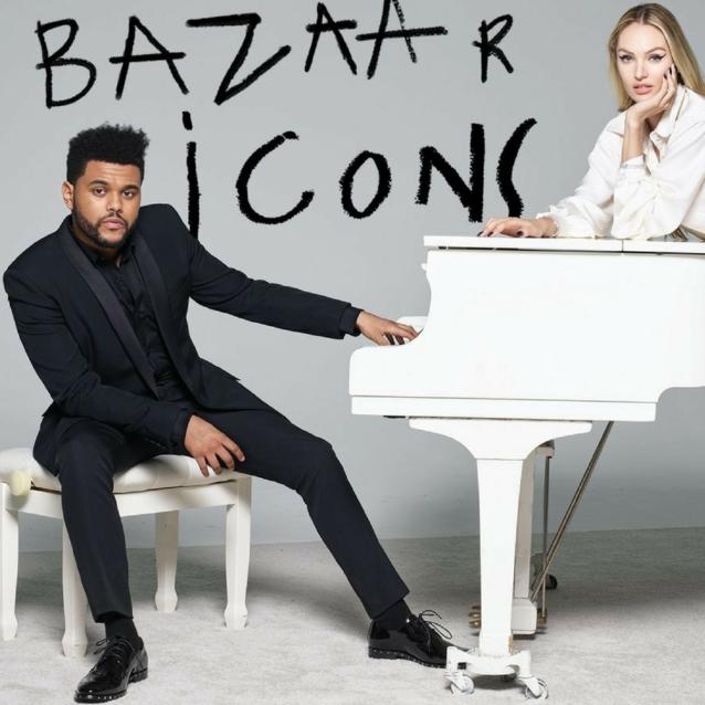 The Weeknd, Irina Shayk And More Star In Carine Roitfeld's Bazaar Icons