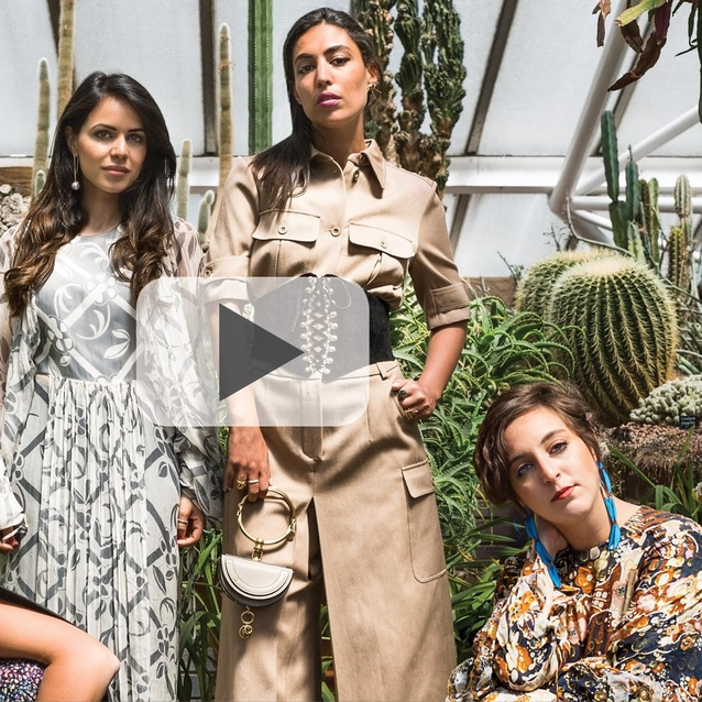 Watch Now: The Diverse Voices Of The Chloé Girl
