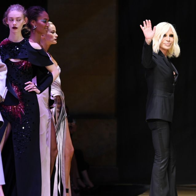 Donatella Versace Has Released A Music Video