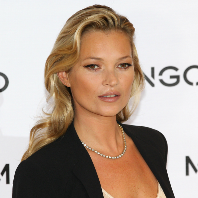 Kate Moss Is Launching A New Make-Up Range
