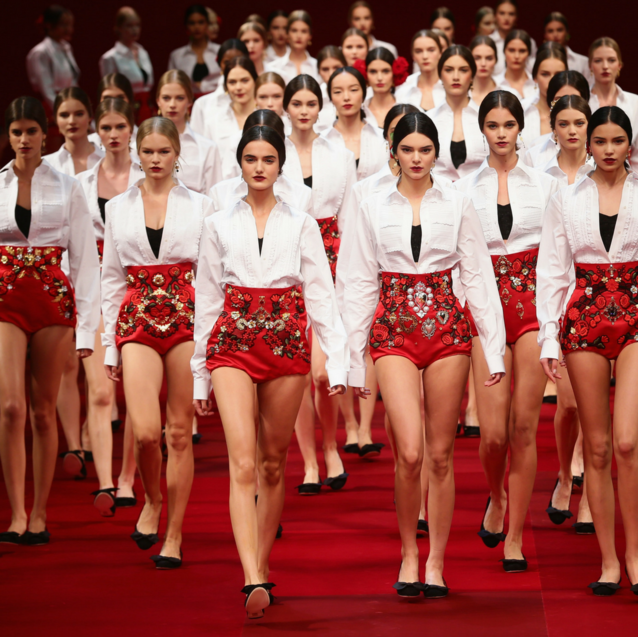 Iconic Catwalk Moments We're Still Talking About