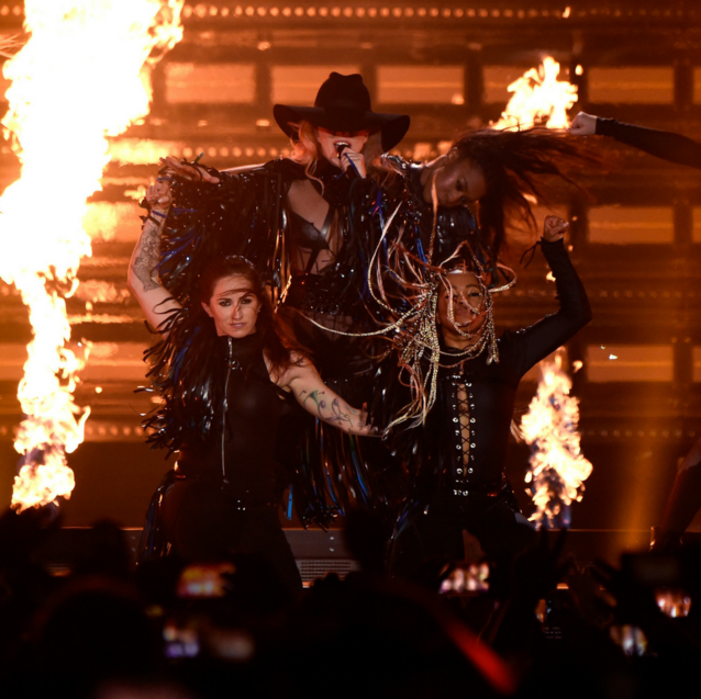 This Lebanese-American Designer Created A Look For Lady Gaga's World Tour