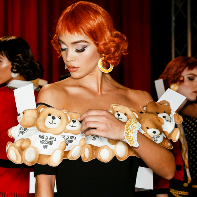 Your First Look At Moschino's New Make-Up Collection