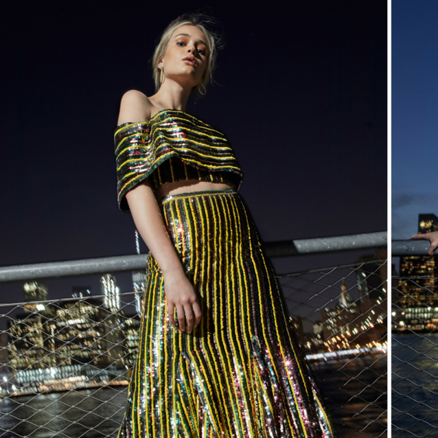 Lebanese Designer Sandra Mansour On The Perfect Party Outfit