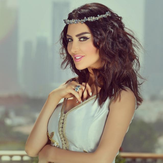 Emirati-Moroccan Actress Mayssa Maghrebi Inspires This Dubai-Based Label