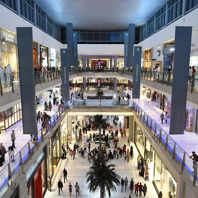 "The Dubai Mall Says They Are ""Working To Contain All Leakages"""