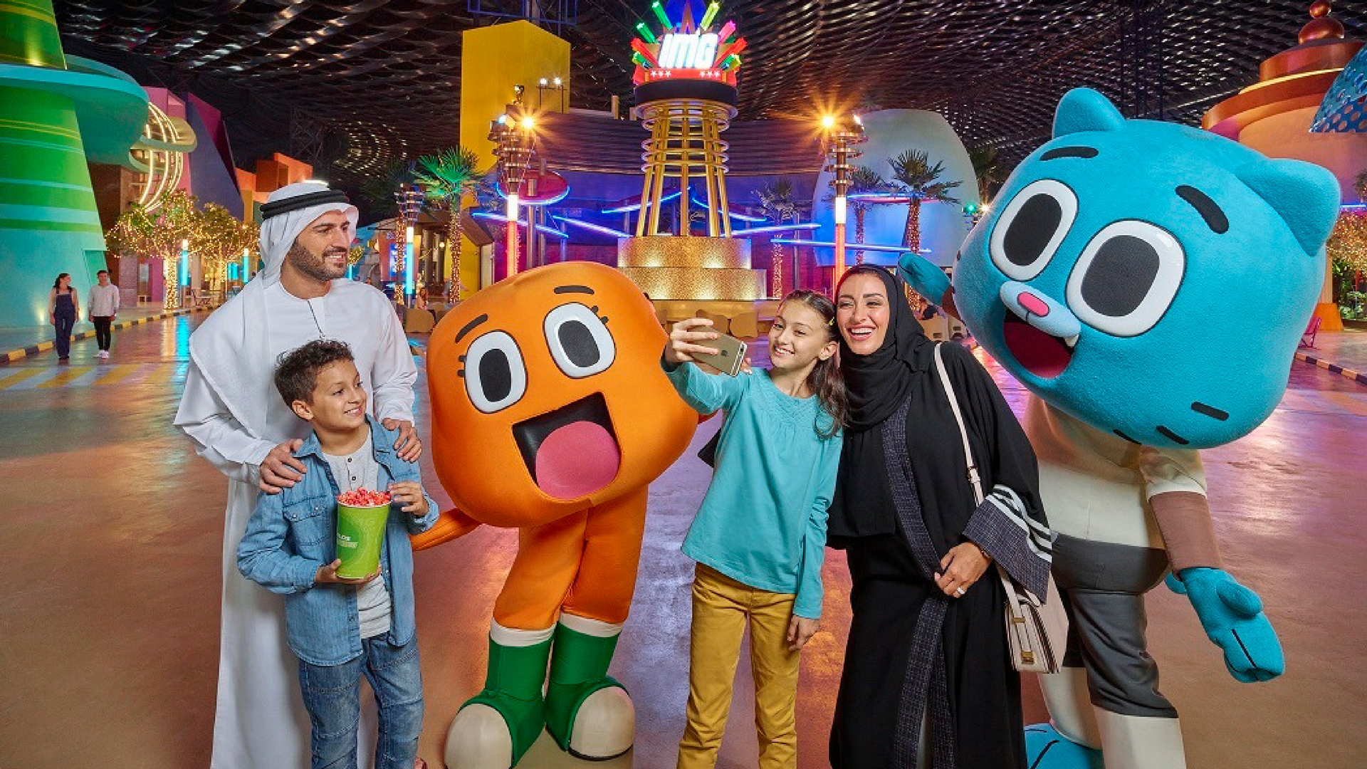 Here's How To Get Free Tickets To IMG Worlds of Adventure
