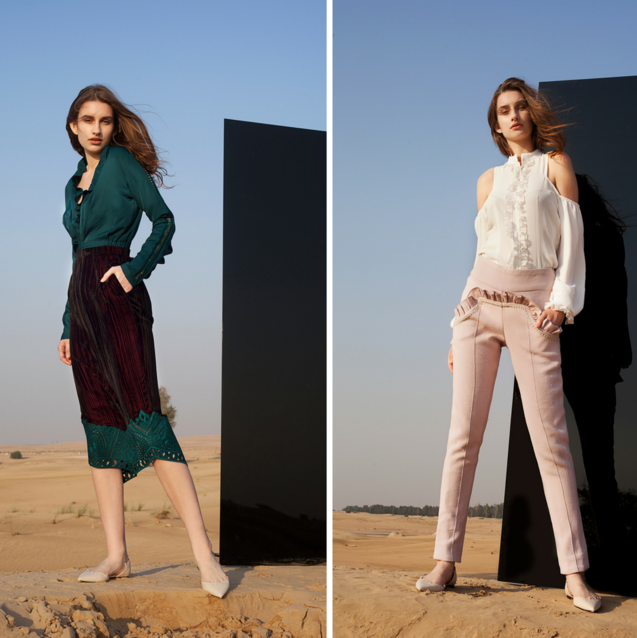 Exclusive: How Endemage's New Collection Celebrates Omani Culture