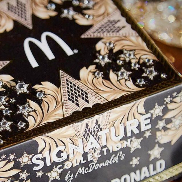 This British Designer Has Created Couture Fast Food Packaging