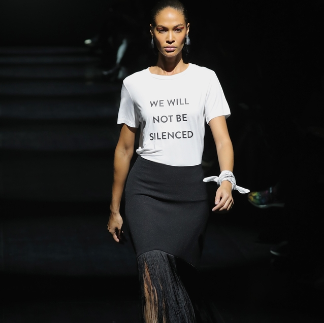 The CFDA And ACLU Team Up For A Worthy Cause At NYFW