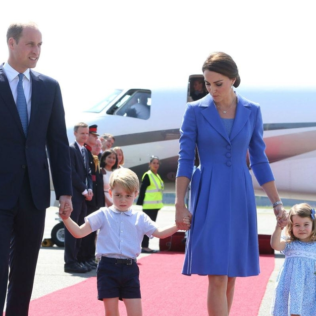 The Duke of Cambridge Just Spoke About Kate's Pregnancy For The First Time