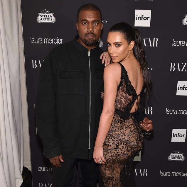 Kim Kardashian West And Kanye West Are Reportedly Expecting Baby No. 3