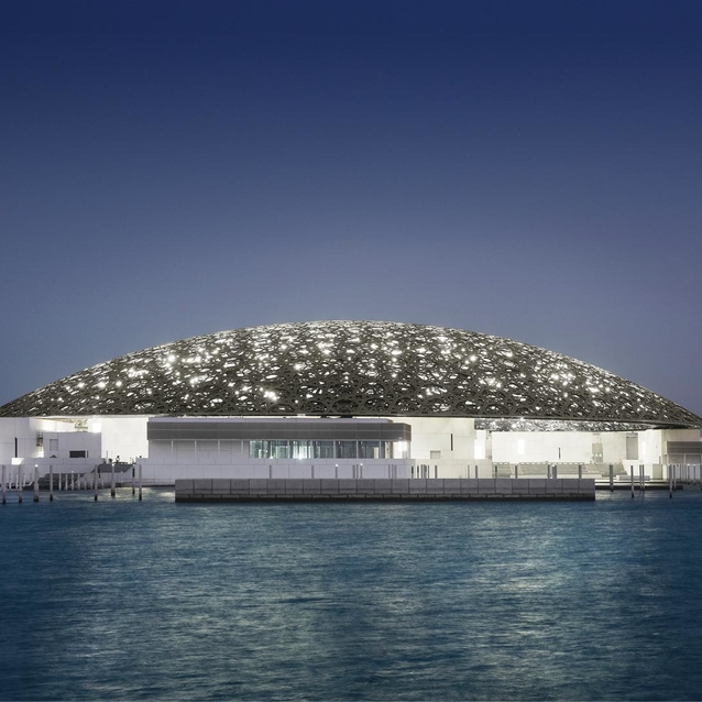 Louvre Abu Dhabi To See The Light Of Day On 11 November