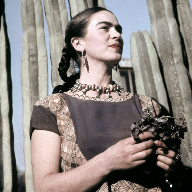 Frida Kahlo's Wardrobe To Be The Subject Of The V&A's Next Fashion Exhibition